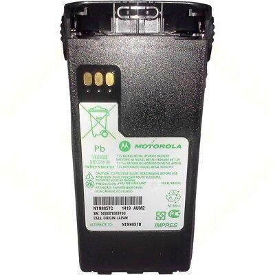 Motorola Impres Radio Battery NTN9857C, Intrinsically Safe, New  607885234102 | eBay