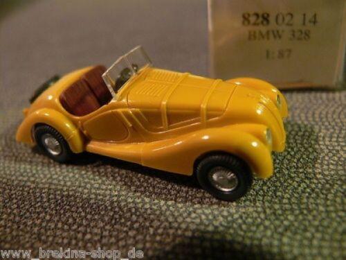 1//87 Wiking 828//2 BMW 328 Cabrio curry