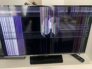 Broken Samsung Tv