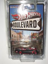 2012   HOT WHEELS  BOULEVARD   LEGENDS  AUSTIN HEALEY