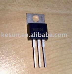 BUZ102SL N-Channel SIPMOS Power Transistor TO-220 lot de 5
