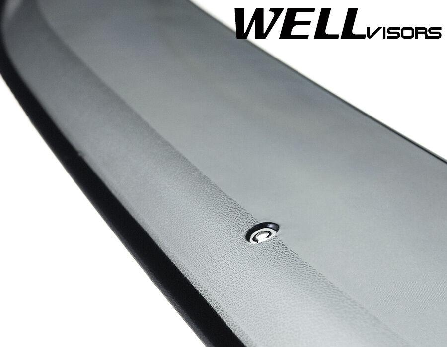 For 10-UP Lexus GX460 WellVisors Side Window Visors Premium Series