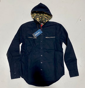 True-Religion-Button-Down-Men-039-s-Shirt-Brand-New-Free-Shipping
