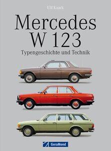 MERCEDES-BENZ-Die-Baureihe-W123-Typengeschichte-Geschichte-Kaufberatung-Buch