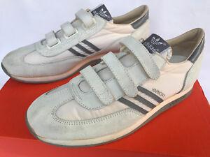 Cream Adidas Marathon Harmony Wht Vintage Suede Shoes Running 118309 xB76q7wRz