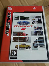 Ford racing 3 game gioco pc  nuovo italiano sigillato