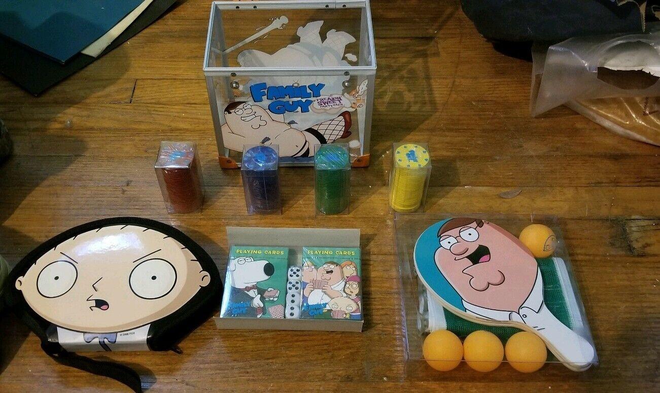 Family Guy Freakin'Sweet fest packa