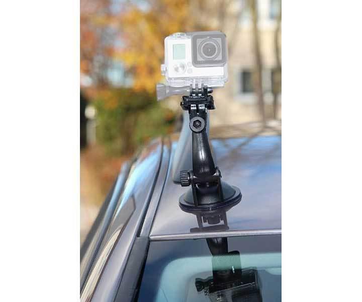 Zubehörset für GoPro Hero Actioncam 11-tlg. 11-tlg. 11-tlg. - f. Fahrrad Helm usw, 4259592    Modernes Design  c23d64
