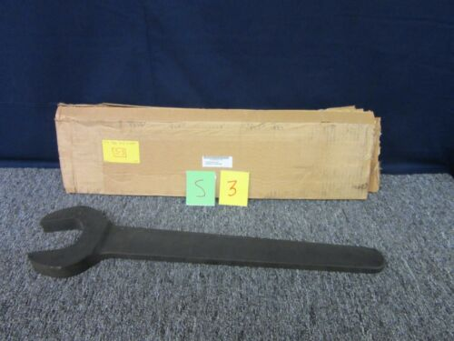 """3 1//8/"""" HEAVY DUTY OPEN END WRENCH MILITARY TRUCK AIRCRAFT TANK 8708683 NEW"""
