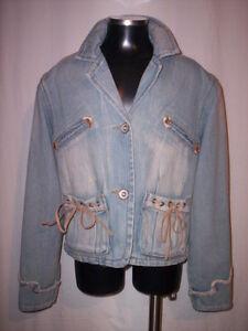 Giacca-giubbino-di-jeans-denim-bimba-bambina-jacket-cotone-blu-9-10-11-12-anni