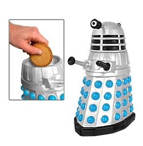 DOCTOR-WHO-EXTRA-LARGE-DALEK-CERAMIC-COOKIE-JAR-Brand-New-Christmas-Gift-Idea