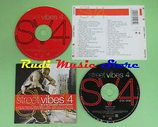 CD STREET VIBES 4 compilation 2000 AGUILERA LOPEZ DESTINY'S CHILD (C13) no mc lp