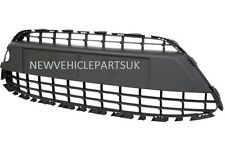 FORD FIESTA MK7 2008-2013 FRONT LOWER CENTRE BUMPER GRILLE NO CHROME FRAME NEW