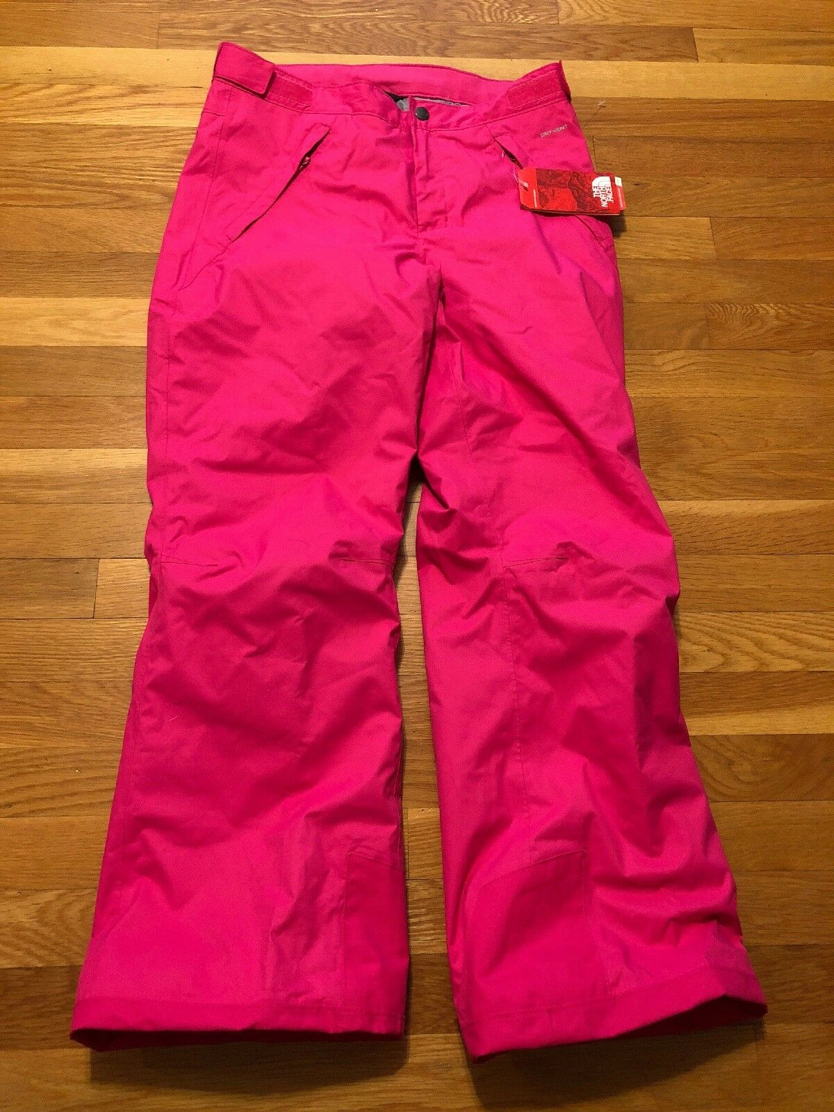 The North Face Freedom Insulated  Pink Girls Youth Snow Pants Sz 18 XL NWT