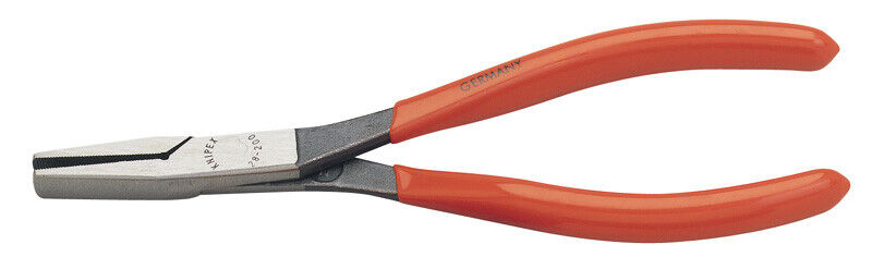 Genuine DRAPER Knipex 200mm Flat Nose Assembly Pliers 56041