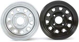 Delta Steel Wheel For 1994 Honda TRX300FW FourTrax 4x4 ATV ITP 1225553014