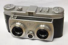 Belca Belplasca Stereokamera Zeiss Jena Tessar 3,5 / 37,5mm Objektive