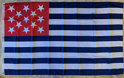 16/' super THICK US AMERICAN FLAG POLE KIT WHITE /& USA 3/'X5/' FLAG POLYESTER #1USA