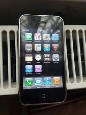 Apple Iphone 3GS - 8GB-Negro (Desbloqueado) Teléfono Inteligente