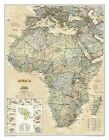 Africa by National Geographic Maps (Sheet map, 2009)