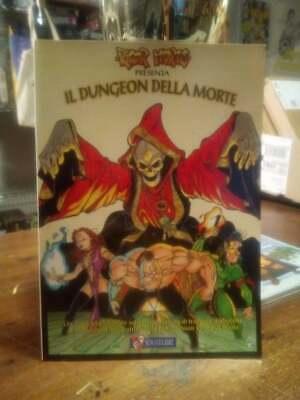 Stratelibri D&d Classico Ad&d Il Dungeon Della Morte Rigor Mortis