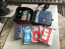 Philips M3861a Heartstart Defibrillator With Pads And Battery