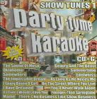 Show Tunes Vol 1 0610017109131 by Party Tyme Karaoke CD