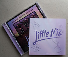 LITTLE MIX * GLORY DAYS * DELUXE CD/DVD w/ SIGNED INSERT * BN&M! * THE X FACTOR