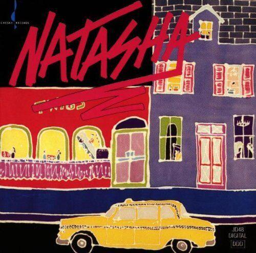 Natasha - Natasha [New CD]