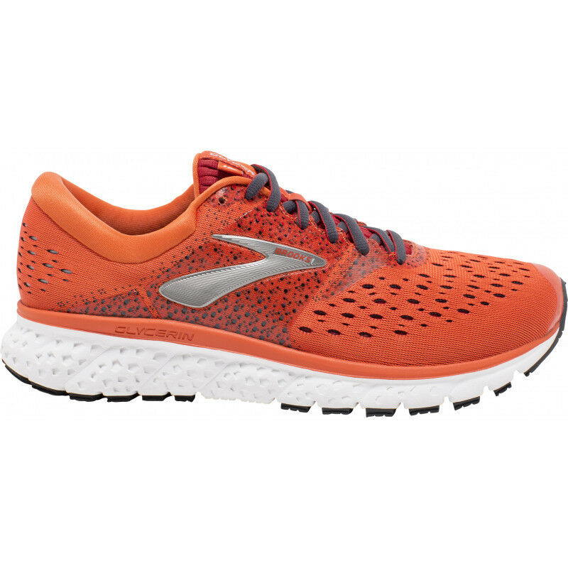 Mens Brooks Glycerin 16 Mens Running shoes - orange