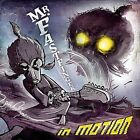 In Motion [Digipak] by Mr. Fastfinger (CD, Aug-2012, Elektrik Pyjamas)