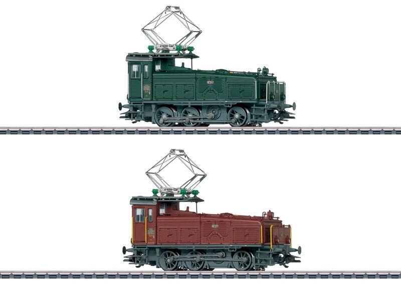 marklin 36332 doppio confezione EE 33 SBB ep. III h0, merce nuova in scatola originale