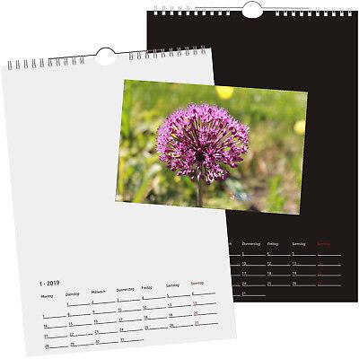 foto bastelkalender 2019 kreativkalender a4 kalender zum. Black Bedroom Furniture Sets. Home Design Ideas