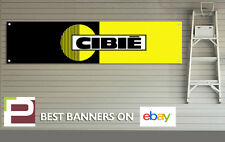 CIBIE LUCI banner per Officina, Garage, Motorsport, OSCAR, OSCAR Super, h180
