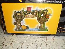 JO ANN STORES Spooky Hollow Haunted Gateway Halloween House Accessory