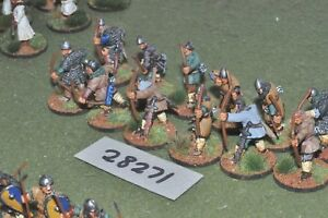 25mm-Dark-Ages-Norman-Arcieri-12-cifre-INF-28271