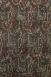 All-Over-Paisley-Agra-Floral-Oriental-Area-Rug-Hand-knotted-Wool-Carpet-8-039-x10-039