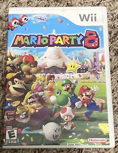 Mario Party 8 Game Complete! Nintendo Wii