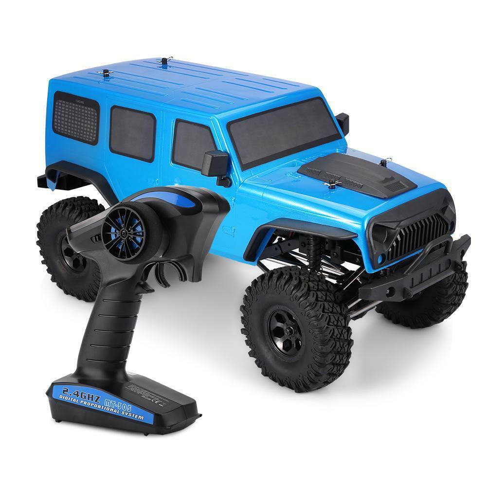 RGT ex86100 RC auto rtr 1 10 2,4 GHz GHz GHz 4wd RC Crawler off-road todoterreno  promociones de descuento