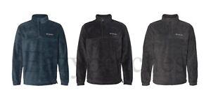 pullover uomo uomo 1 Columbia da S 2 4xl zip Pile Sport giacca Steens qcFcgP