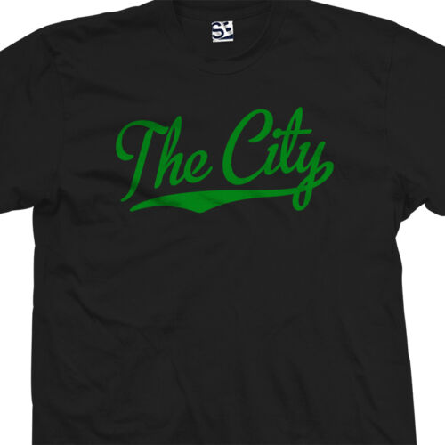 The City Script /& Tail T-Shirt All Size /& Colors San Francisco New York NY SF