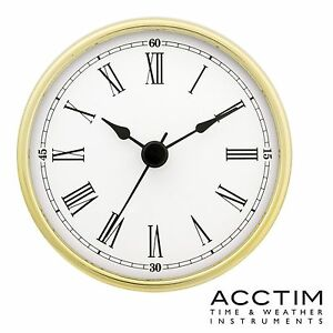 Acctim-79498-Quartz-Clock-Insert-replacement-Movement-80mm