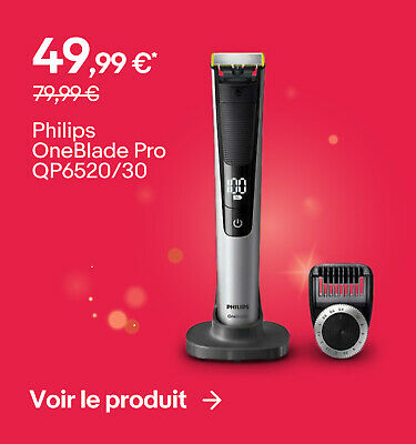 Philips OneBlade Pro QP6520/30 - 49,99 €*