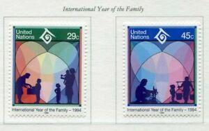 19257-UNITED-NATIONS-New-York-1994-MNH-Family