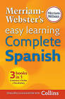 Merriam-Webster's Easy Learning Complete Spanish by Merriam-Webster (Paperback / softback, 2011)