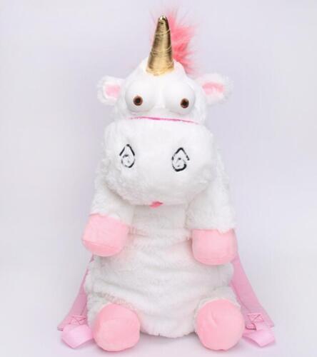 Einhorn Plüsch Rucksack 60 cm Fluffy Unicorn Backpack Despicable Me Minions