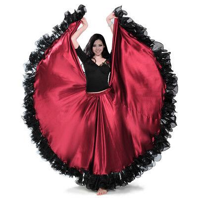 C246 La Danza Del Ventre Flamenco Rock Con 720 Gradi Tribal Piatti Rock-