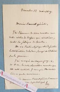 L-A-S-1839-Antoine-ROY-politique-amp-financier-ne-a-Savigny-fabrique-de-Conches