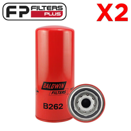 LF4054 2 x B262 Baldwin USA Oil Filter 51818 Z129 C6217 C52100 P763577