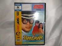 Baazigar- Shahrukh, Kajol -indian Hindi Dvd Movie Sealed